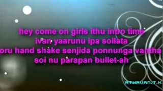 Thuppakki- Google google Lyrics (HD)