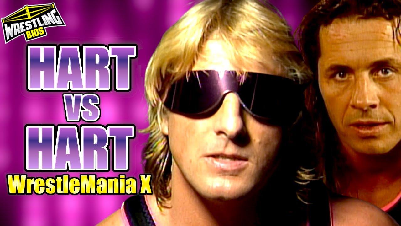 Download Hart vs Hart - WrestleMania's Greatest Opening Match