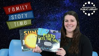 video thumbnail: Family Story Time - The Solar System!