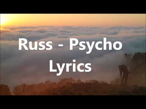 Russ - Psycho/Lyrics