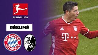 Résumé : Le Bayern Munich fait le break au classement !