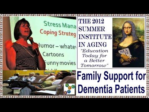 SA STGEC ~ SIA12: CareGiver Stress (2012)