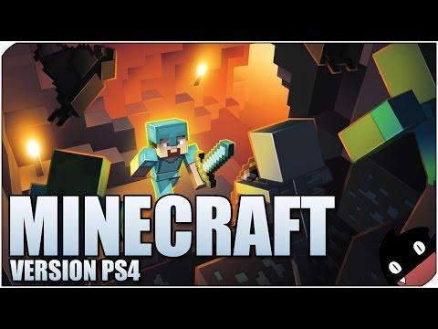 Minecraft PS4 Edition - Probando las novedades