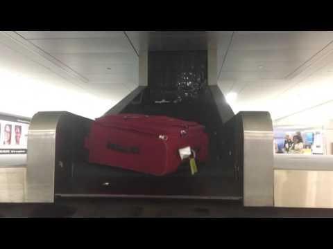 Baggage Claim at Greater Rochester Int'l Airport (ROC)