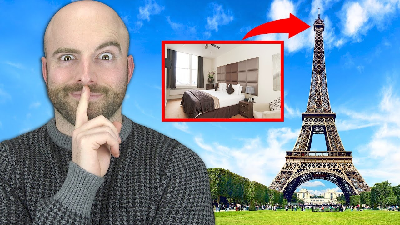 10 secret places hidden in plain sight youtube Eiffel tower secret room