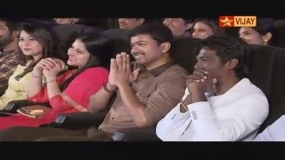 theri-audio-launch-full-ilayathalapathy-vijay-gv50-vijay-tv-030416
