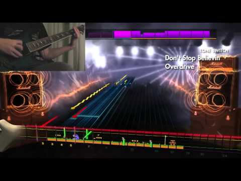 Rocksmith 2014 HD - Don't Stop Believin' - Journey - Mastered 93% (Lead) (Custom Song)