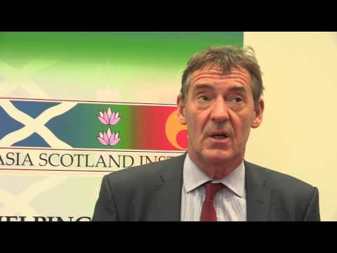 Asia Scotland Institute interview with Jim O'Neill