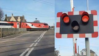 *Consecutive Closure* Helpston Level Crossing, Cambridgeshire