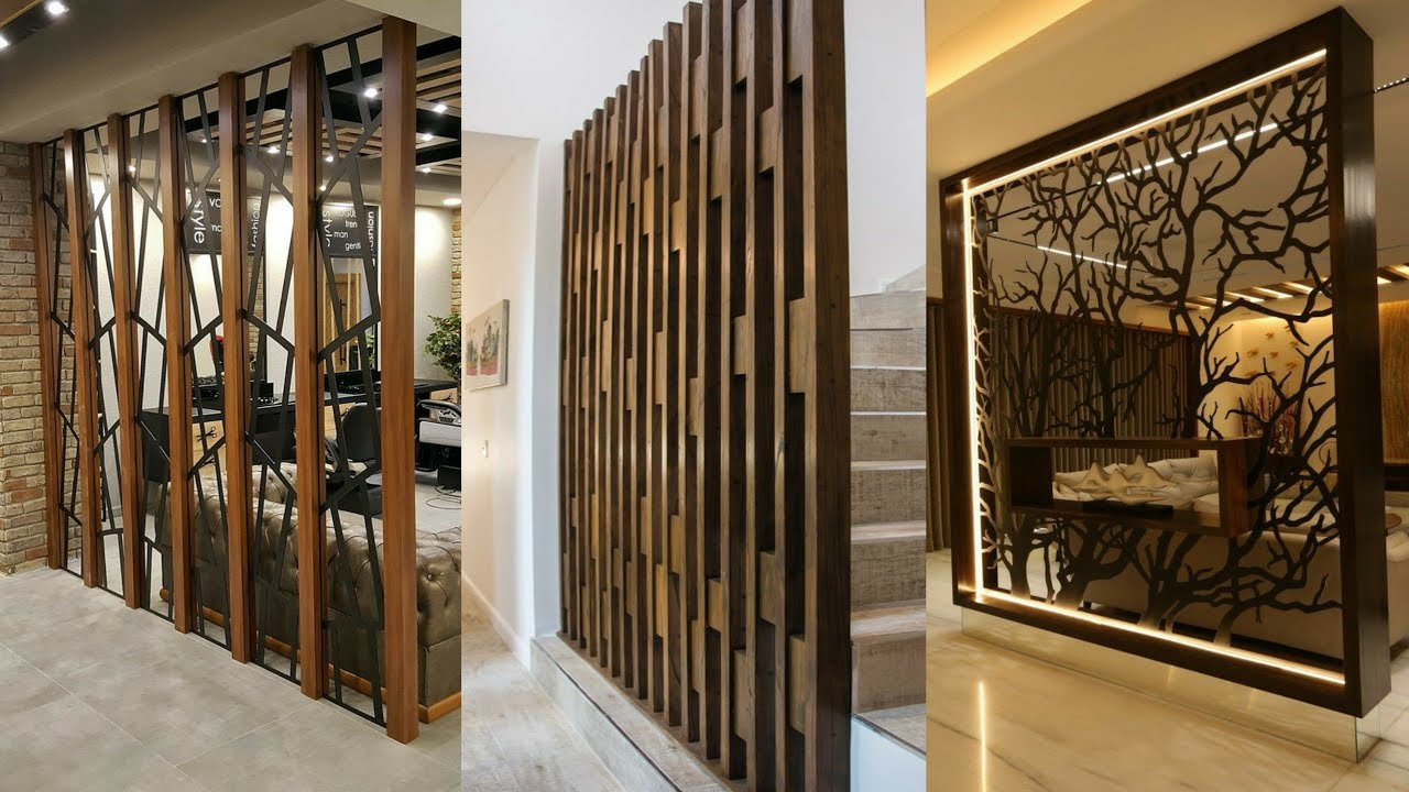 Living Room Partition Wall Designs, Living Room Partition Wall
