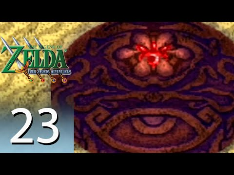 The Legend of Zelda: Four Swords Adventures - Episode 23: The Desert of Doubt