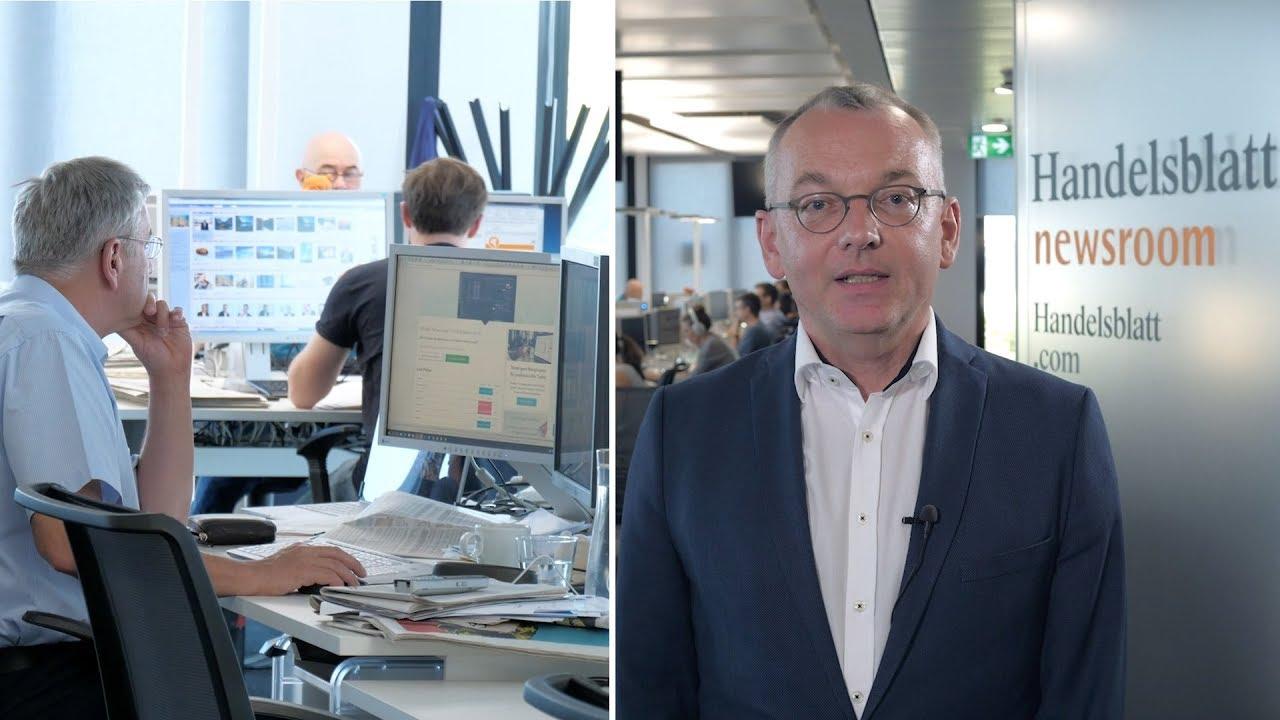 Wie Newsrooms in Unternehmen funktionieren – Christoph Moss über PR mit Inhalten