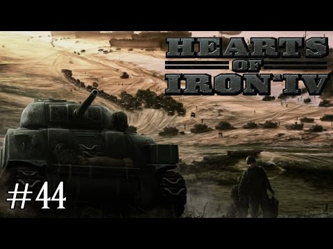 Hearts of Iron IV HOI4 with Germany - #44