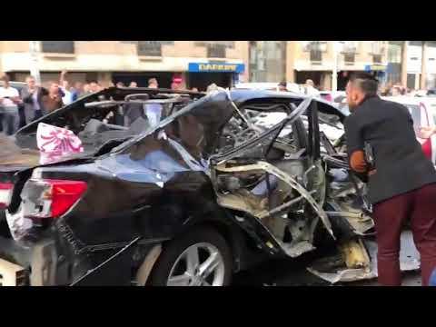 Ukraine Kiev Kyiv Car Very Sad!