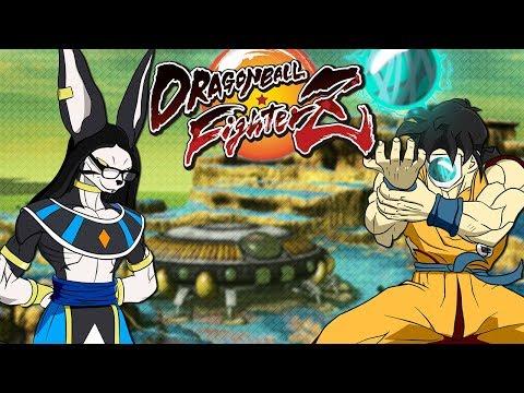 LE SEL DES SAIYANS - Dragon Ball FighterZ