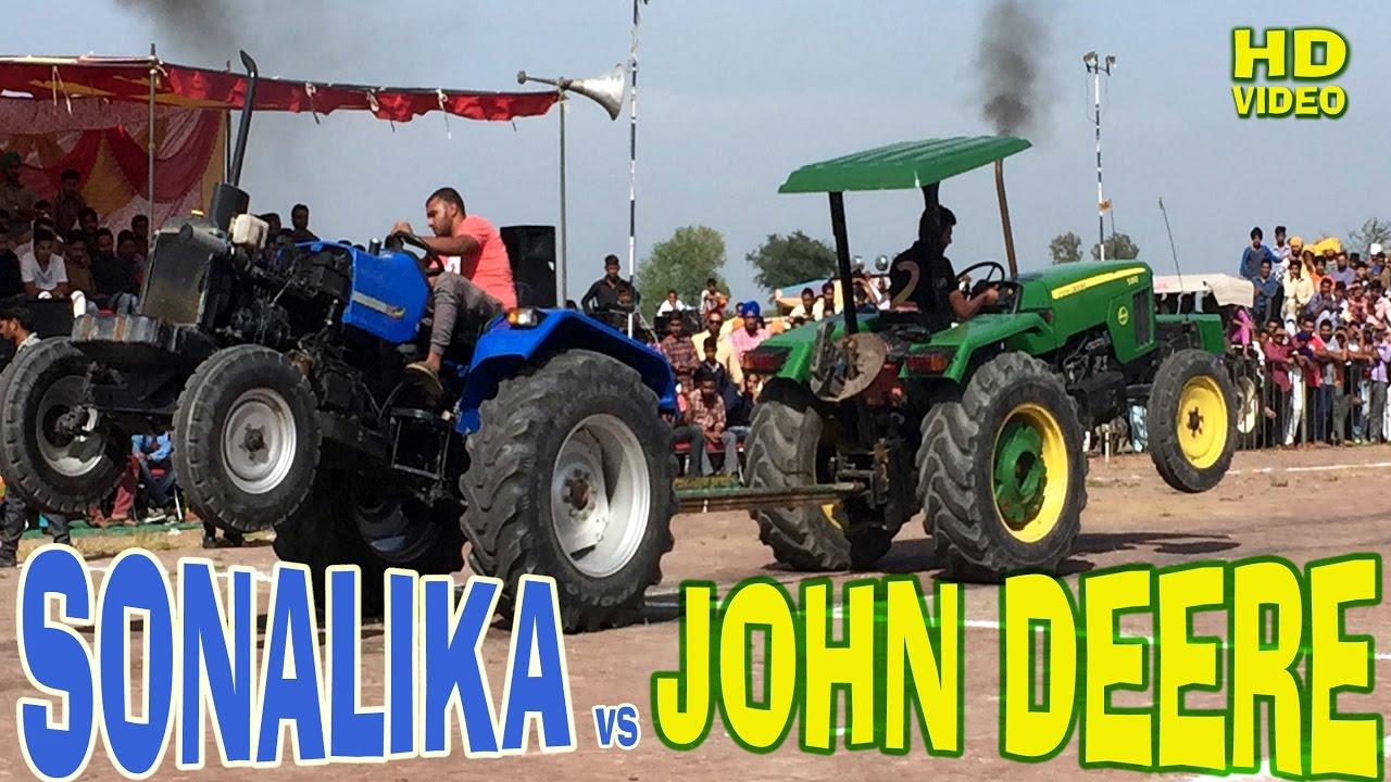 sonalika 60 vs john deere 5310 tractor tochan tractorpulling youtube [ 1280 x 720 Pixel ]