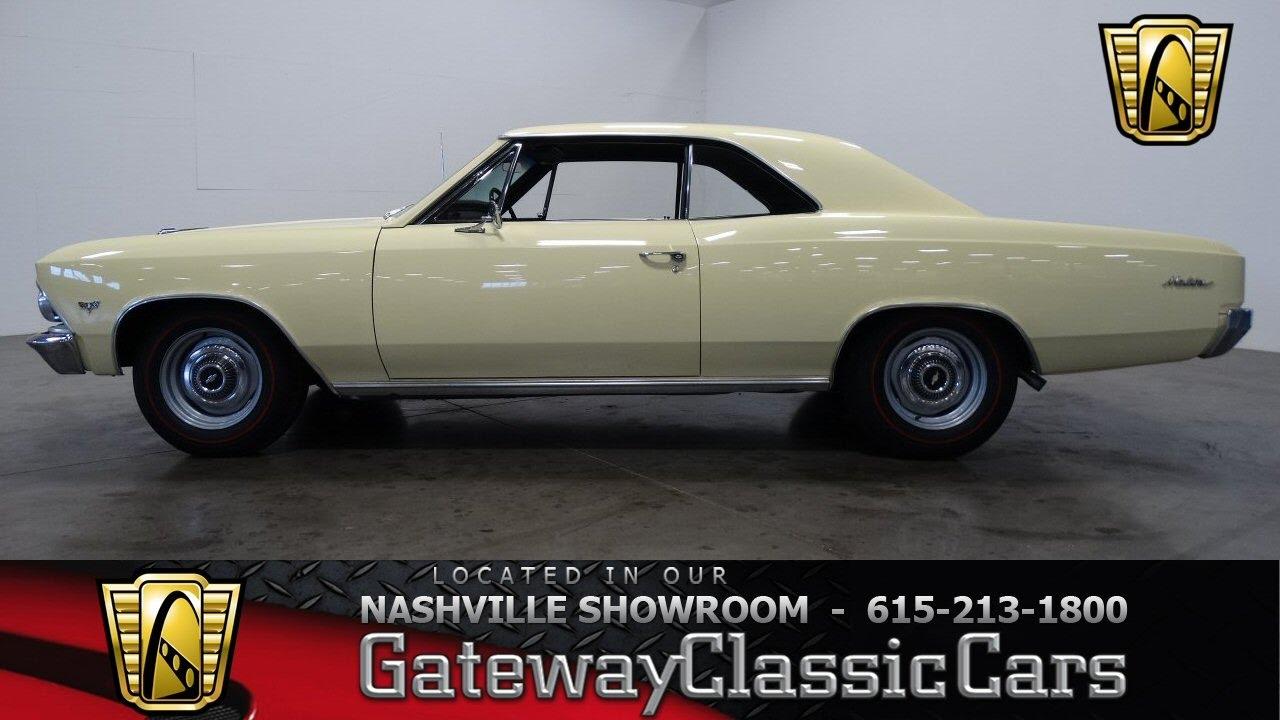 1966 chevrolet chevelle malibu gateway classic cars nashville 446