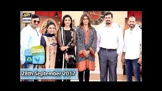 Good Morning Pakistan - 28th September 2017 - ARY Digital Show