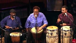 Linda Tillery and the Cultural Heritage Choir: Draw Me a Bucket of Water Live at SFJAZZ