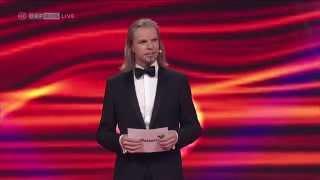 Sportler des Jahres 2014 Wahl: Zaubertricks und Fremdschämen mit dem ORF