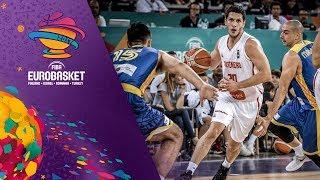 Montenegro v Romania - Highlights - FIBA EuroBasket 2017