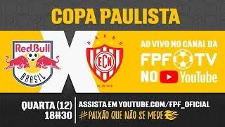 Red Bull 4 x 0 Noroeste - Copa Paulista 2018