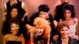 Cyndi Lauper   Girls Just Want To Have Fun Low