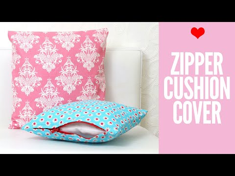 zippered-cushion-covers-for-beginners-|-easy-tutorial