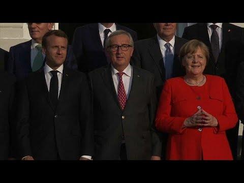 أوروبا منقسمة بسبب ازمة المهاجرين  - 09:21-2018 / 6 / 22
