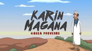 Karin magana (Hausa Proverbs)