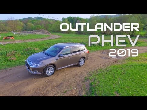 Mitsubishi Outlander PHEV 2019 Plug-in Hybrid EV Review
