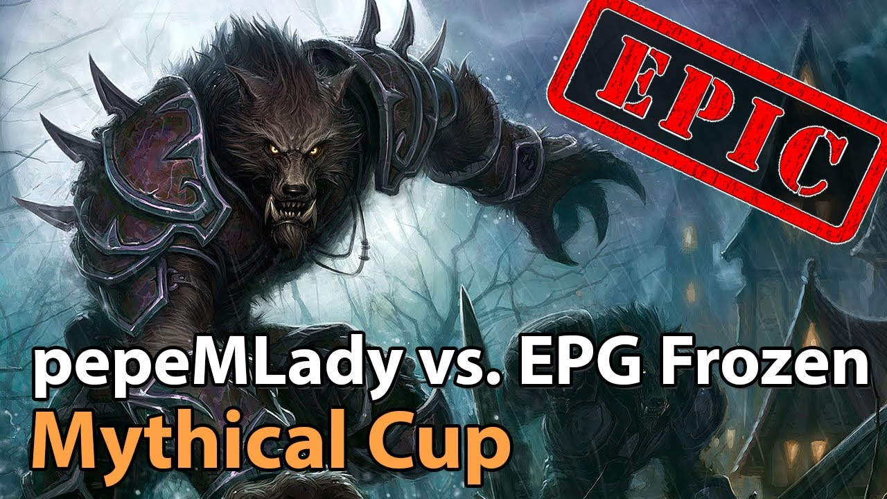 ► Grand FInal: pepeMLady vs. EPG Frozen - Mythical Championship - Heroes of the Storm Esports