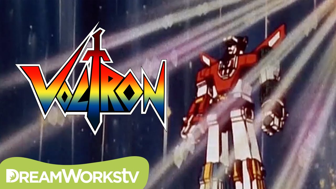 Ready To Form Voltron | VOLTRON: DEFENDER OF THE UNIVERSE - YouTube