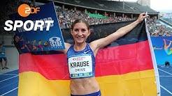 ISTAF: Krause läuft Weltrekord | ZDFsport EXTRA