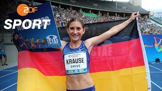 Gambar cover ISTAF: Krause läuft Weltrekord | ZDFsport EXTRA
