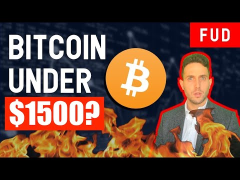 BITCOIN TO $1500? Top Bloomberg analyst reveals shocking data! [Interview]
