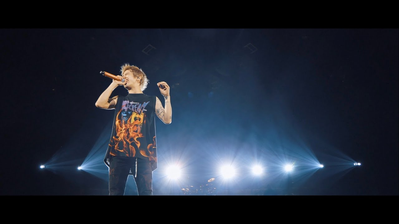 "ONE OK ROCK - Wasted Nights [Official Video from ""EYE OF THE STORM"" JAPAN TOUR]"