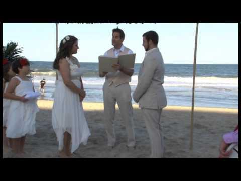 Ocean City Beach Wedding On The Clarion Hotel