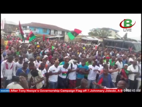 Biafra Television Live Stream