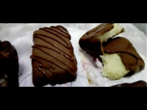 How to make Chocolate Coconut Bar.