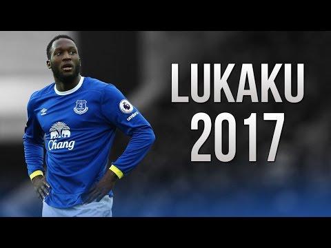 Romelu Lukaku - Beast Scorer - Everton FC - 2017