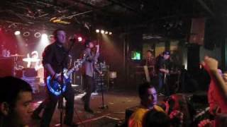 Anberlin - The Feel Good Drag (LIVE HQ)