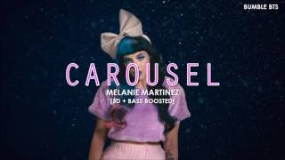 [3D+BASS BOOSTED] MELANIE MARTINEZ - CAROUSEL | hymn.AE