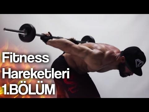 Fitness Hareketleri Ve İsimleri 1.BÖLÜM (4/1) (TURBO TURABİ TEAM)