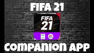 FIFA 21 COMPANION APP screenshot 1