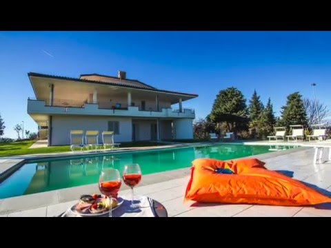Holiday Villa in Marche - Panorama