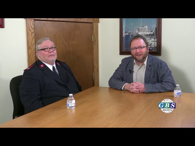 OT's Faith Matters: Major Wesley Dalberg - The Salvation Army