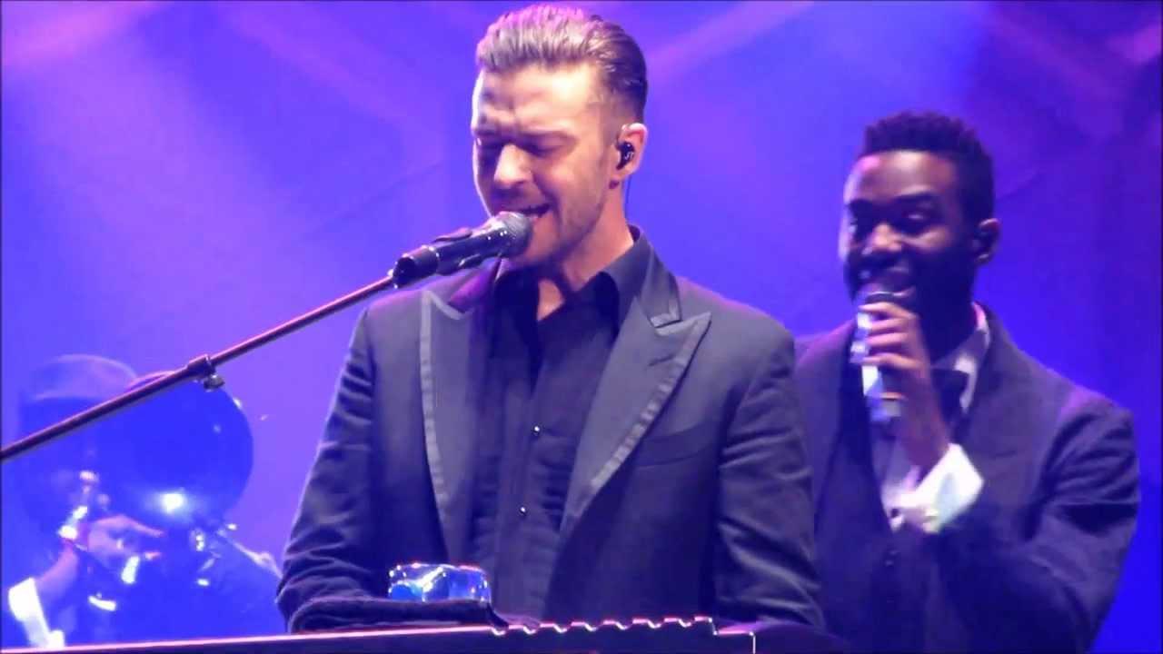 Justin Timberlake - Senorita ( 20/20 Experience Tour 12-19 ...