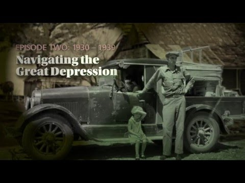 A Century of Service: Navigating the Great Depression, 1930-1939