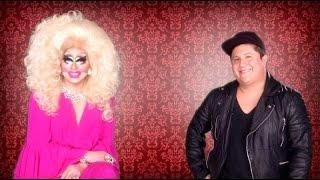 Trixie Mattel & Edward Hansen on American Horror Story: Hotel Episode 12 #AfterShow